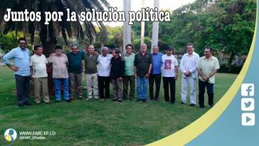 Delegierte der Farc und der ELN trafen sich diese Woche in Kubas Hauptstadt