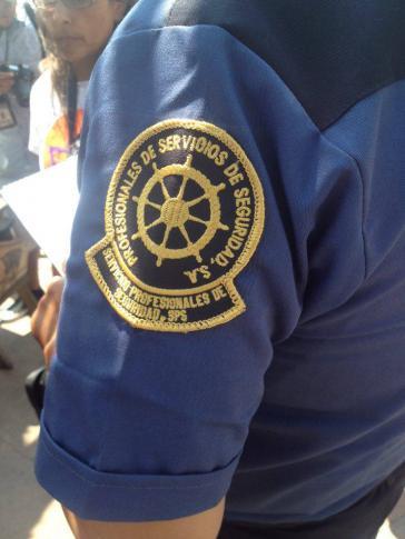 Die Polizei in Guatemala ging hat gegen die Frauenrechtsaktivisten vor