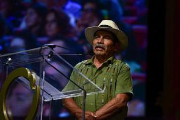 Rodrigo Tot ist einer der diesjährigen Preisträger des Goldman-Umweltpreises