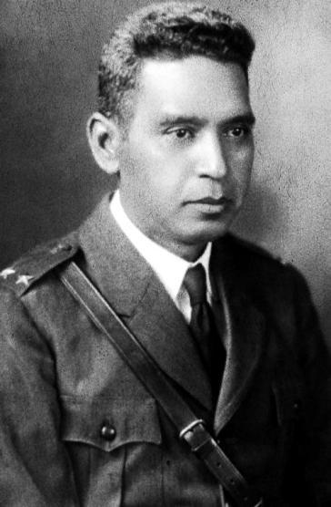 General Maximiliano Hernández Martínez, Präsident von El Salvador (1931-1944)