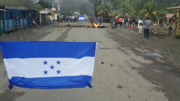 Die Proteste in Honduras dauern auch einen Monat nach der Chaos-Wahl an