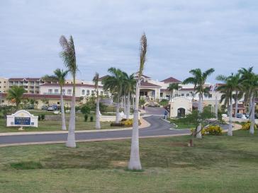 Hotelanlage in Varadero, Kuba. Die meisten Hotels sind ab sofort für US-Bürger tabu