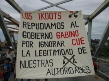 """""""Wir Ikoots lehnen die Regierung ab, weil sie die Legitimität unserer Autorität nicht akzeptiert"""""""