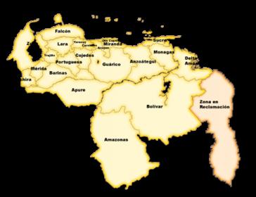 In Venezuela werden am 15. Oktober 23 Gouverneure gewählt