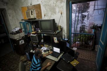 Internet in Havanna