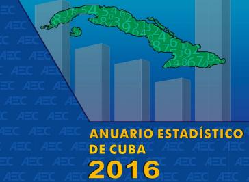 Das kubanische Statistikbüro ONE hat die Zahlen für 2016 vorgelegt