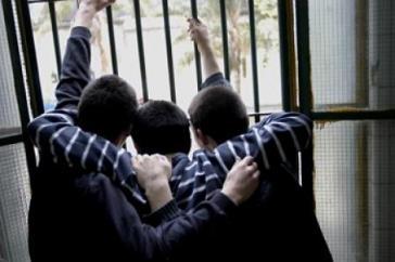 Jugendliche in einem argentinischen Gefängnis