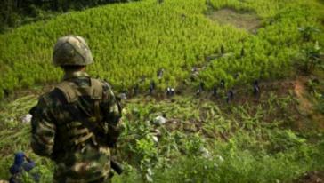 """Die Sicherheitskräfte in Kolumbien benähmen sich in der Regel wie eine repressive """"Besetzungsmacht"""", sagen Regierungskritiker"""