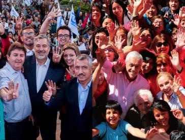 Treten bei der Stichwahl um das Präsidentenamt gegeneinander an: Alejandro Guillier (links) und Sebastián Piñera (Kollage)