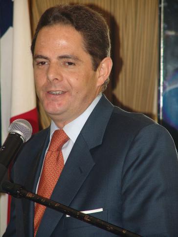 Vize-Präsident von Kolumbien, Germán Vargas Lleras