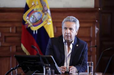Lenín Moreno, Präsident von Ecuador, will das von ihm vorgebrachte Referendum erzwingen