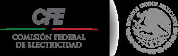 Logo der CFE in Mexiko