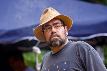 Filmemacher Luis Alberto Lamata aus Venezuela