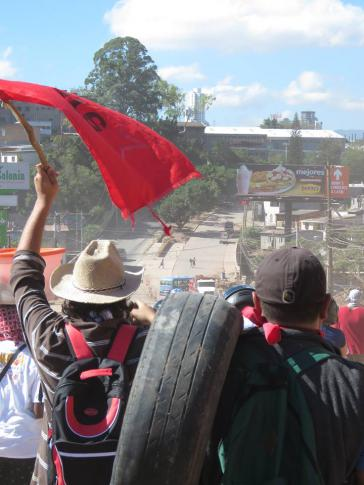 Die Opposition erkennt das Ergebnis der Chaos-Wahl in Honduras nicht an