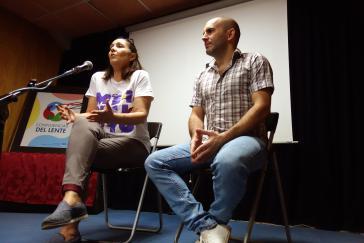 Mariela Castro (li.) bei Auftakt der Aktionswochen in Havanna, Kuba