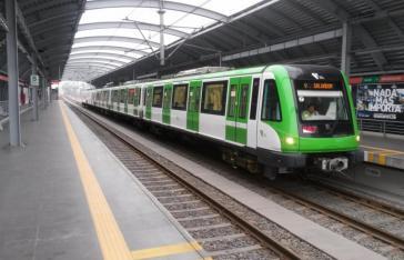 Beim Bau dieser Metro Linie 1 in Lima soll Odebrecht Bestechungsgelder gezahlt h