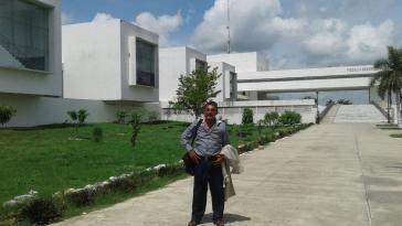 In Mexiko erschossen: Cándido Ríos Vázquez