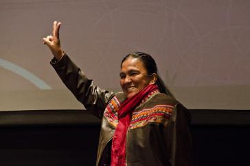 Politische Gefangene in Argentinien: Die Tupac Amaru- Aktivistin Milagro Sala