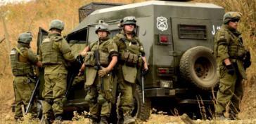 Die Mapuche-Gemeinden in der Araucanía klagen über die zunehmende Militarisierung der Region