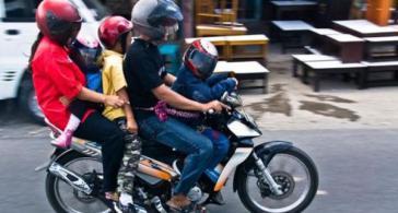 Die meisten Verkehrstoten in Lateinamerika werden bei Motorradunfällen verzeichnet, betroffen sind vor allem Kinder und Jugendliche