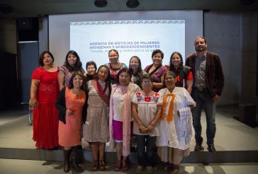 Indigene Frauen in Mexiko wollen mit der Gründung einer Nachrichtenagentur ihre eigenen Stimmen zum Ausdruck bringen