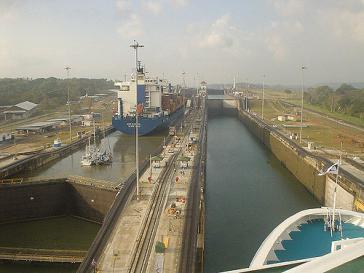 Der Kanal in Panama: Bedenken vor einer Remilitarisierung durch die USA