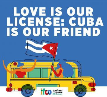 Freundschaftskarawane USA-Kuba