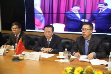 China kooperiert trotz US-Sanktionen weiter mit Venezuela im Erdölbereich