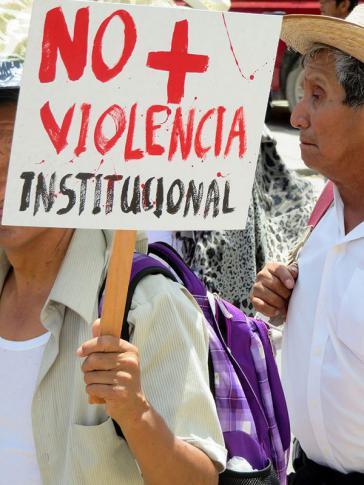 Solidarität mit der Lehrerbewegung