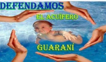 Umwelt- und Bürgergruppen rufen zur Verteidigung des Guarani-Sees in Uruguay auf