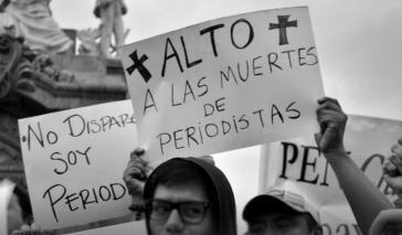 23 Journalisten wurden im ersten Halbjahr des Jahres in fünf Ländern von Lateinamerika ermordet