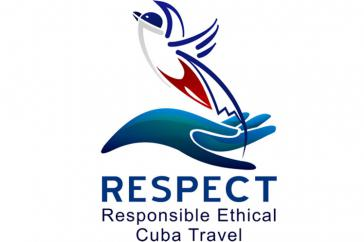 "Logo des US-Reiseverbandes ""Respect"""
