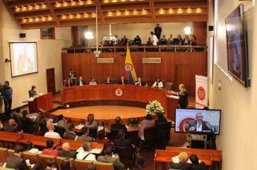 Gesetzesprojekte für den Frieden in Kolumbien könnten im Kongress zerpflückt werden