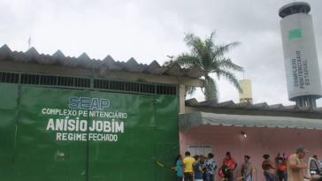 Der Gewaltausbruch geschah im privatisierten Gefängniskomplex Anísio Jobim am Stadtrand von Manaus