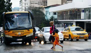 öffentlicher Nahverkehr Havanna