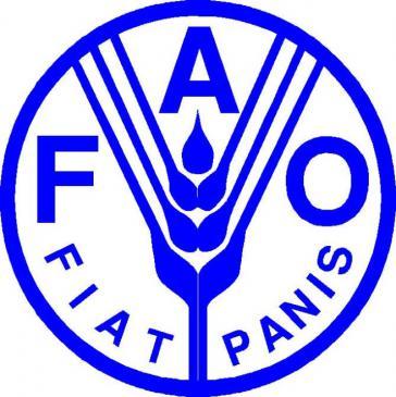 Logo der FAO: Mit Uruguay soll dei Süd-Süd-Kooperation gestärkt werden