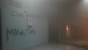 Indiz für politische Motivation nach Brand in Lagerhaus in Venezuela