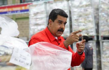 Venezuelas Präsident Nicolás Maduro hat den gesetzlichen Mindestlohn um 50 Prozent erhöht