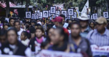 Nach über drei Jahren hat die Regierung von Mexiko noch keine seriösen Ermittlungsergebnisse zum Verschwinden der 43 Studenten vorgelegt