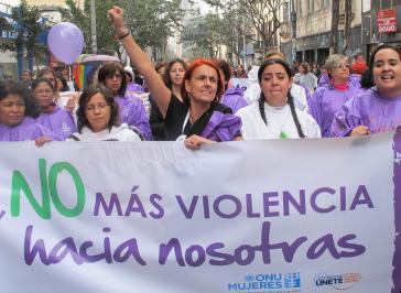 Die Femizidrate in der Dominikanische Republik ist laut einem Bericht der Vereinten Nationen sehr hoch