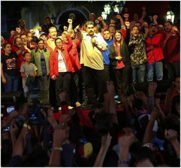 """Nicolás Maduro, der Präsident von Venezuela: Weiterhin """"unverwüstlich"""", wie seine Bewunderer sagen"""