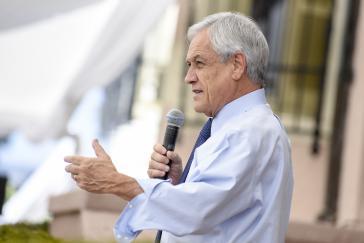 Chiles Präsident Sebastian Piñera hat sich im ersten Monat seiner Amtsperiode bei einigen Themen bereits von der Vorgängerregierung distanziert