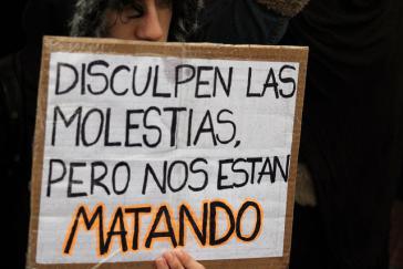 Ein neues Gesetz in Argentinien hat zum Ziel, Gewalt gegen Frauen einzudämmen