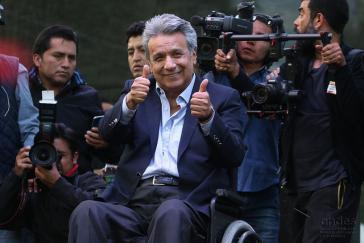 Präsident Lenín Moreno bekommt vom IWF Zuspruch für seine Wirtschaftspolitik in Ecuador, während progressive Ökonomen Investitionen in das Sozialsystem fordern