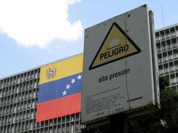 Die Wirtschaft in Venezuela gerät immer weiter unter Druck