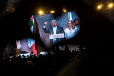 Dem gewählten Präsidenten in Mexiko und seiner Partei Morena flogen bereits viele Herzen zu, ab Dezember muss er unter anderem mit den nun vorgestellten Reformen dies auch bestätigen