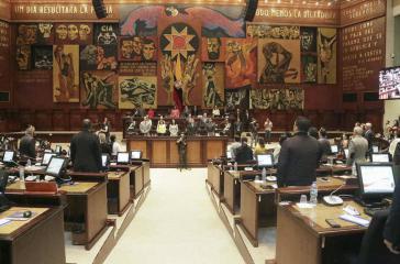Die ecuadoranische Nationalversammlung hat mehrheitlich ein neues Wirtschaftsgesetz erlassen, das Kapital und Investoren Vorteile verschafft