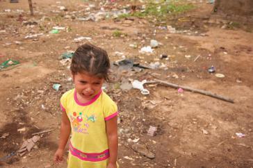 Armut von Kindern und Jugendlichen ist in Brasilien ein gravierendes Problem