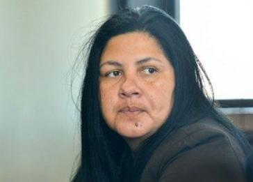 Die Anwälte Mirta Guerreros, einer Anführerin der Kooperative Tupac Amaru in Argentinien, fordern ihre umgehende Verlegung in den Hausarrest