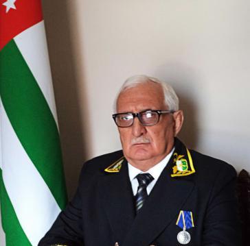 Botschafter von Abchasien in Venezuela, Zaur Gwadzhava